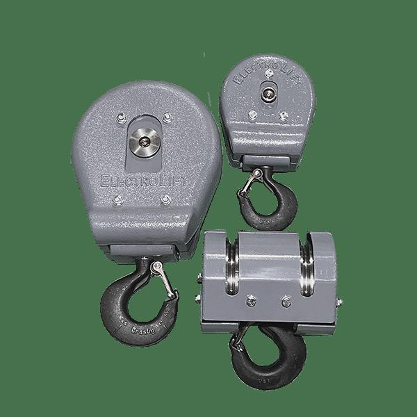 Single & Double Sheave Hook Blocks