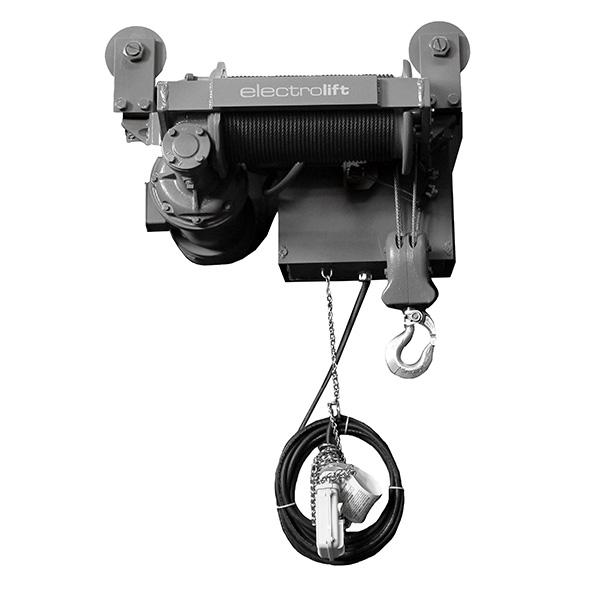 Idler Trolley Single Hook Hoists