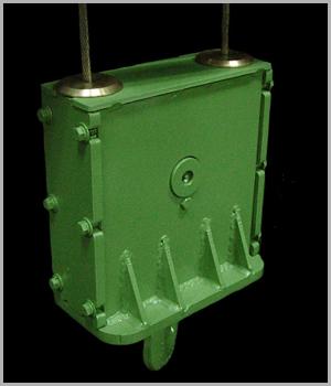 Heavy Duty Paper Mill Application