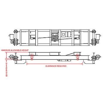 Low Headroom Dual Rail Application
