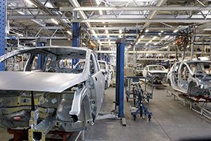 automotive industry hoists
